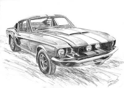 Mustang 1967 Sandra Rex Artelista Com