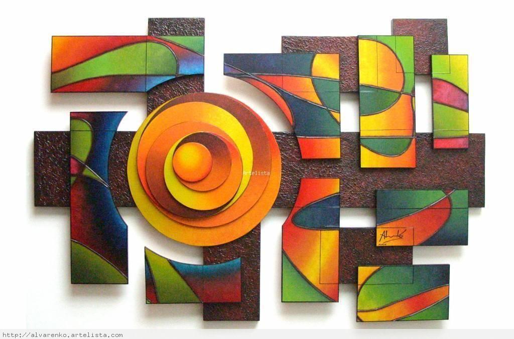 Unidad totalidad lvaro germ n rivera casab n for Pinterest obras de arte