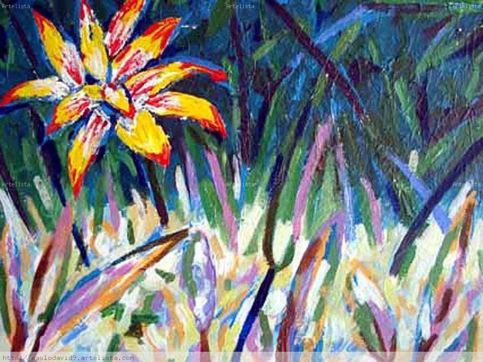 Pintura 1 de la serie paisajes pictoricos paulo cesar for Cosas fuera de serie