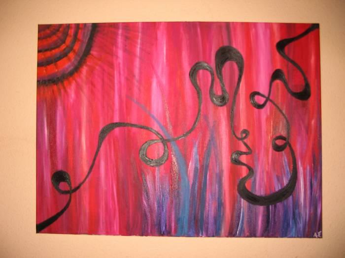 Coloridos Cuadros Abstractos Fondos De Pantalla With Wallpaper ...