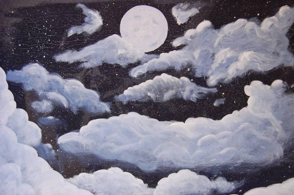 Luna llena felix morand  Artelistacom