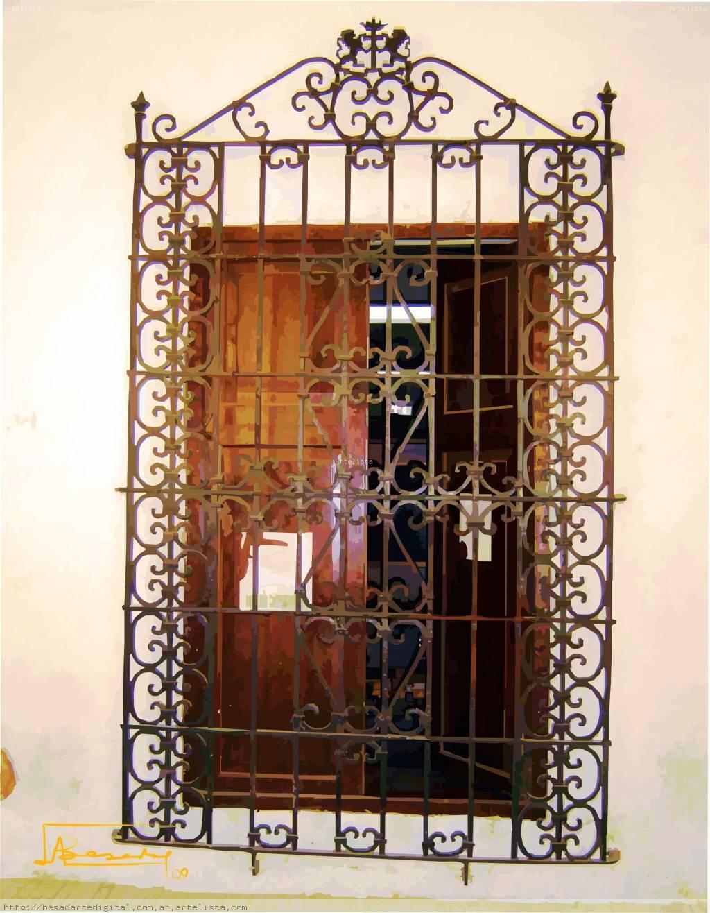 Coloniales luis alfredo ra l besada Balcones madera exterior