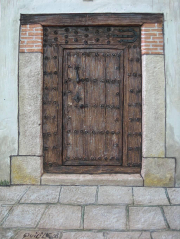 Puertas viejas de madera free trucos para reparar puertas for Pintar puertas de madera viejas
