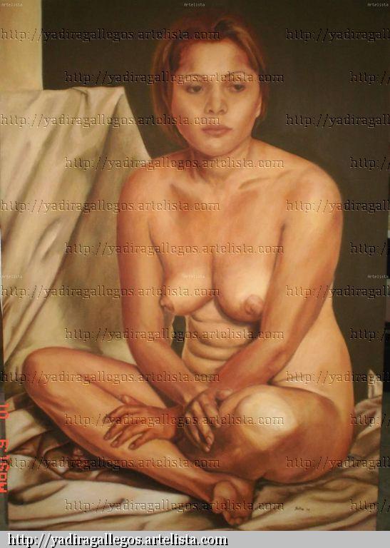 Desnudo Yadira Gallegos Abedrabbo Artelistacom