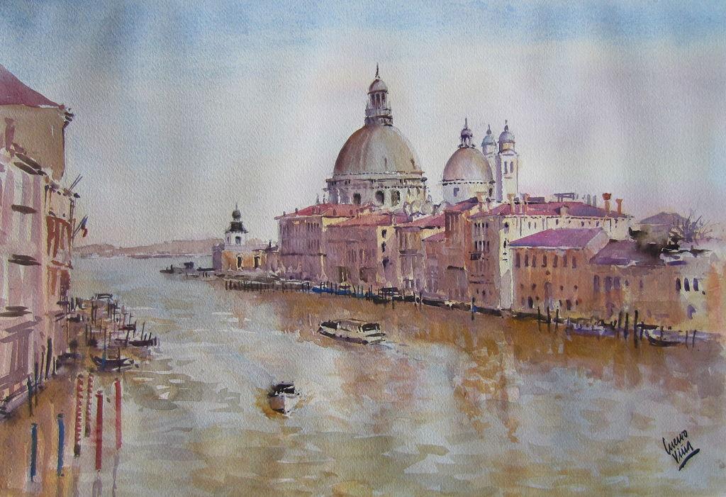 gran canal-venecia