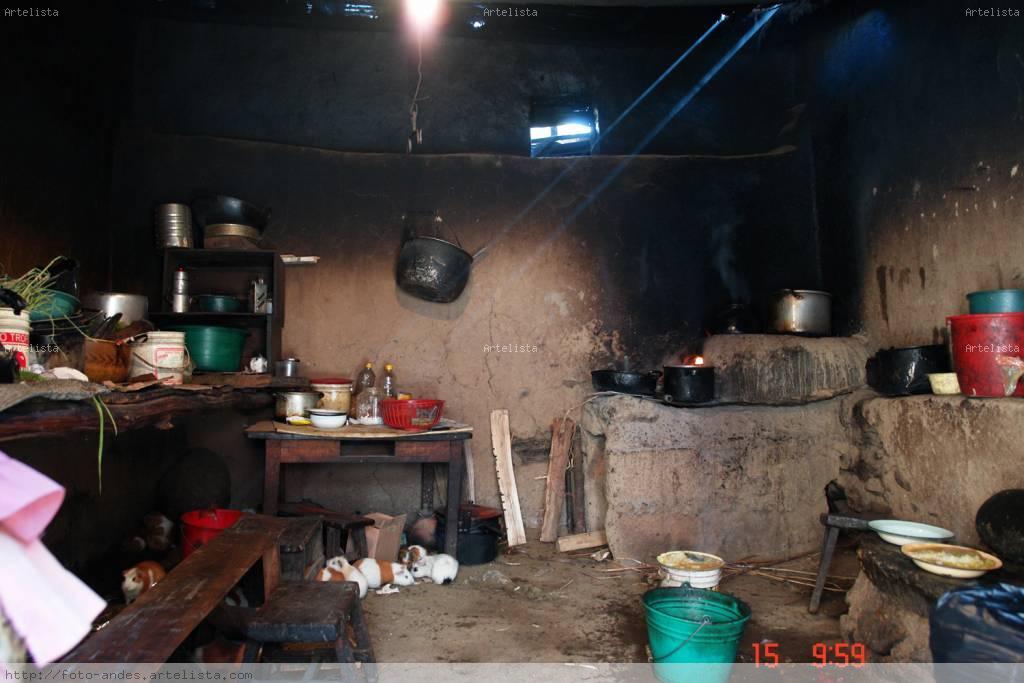 Cocina tipica pueblo huancarani ivan florez ojeda - Cocinas de pueblo ...