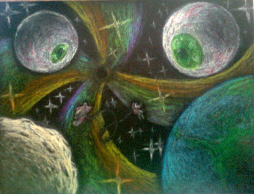 Fuera de orbita el kanival morales for Fuera de orbita
