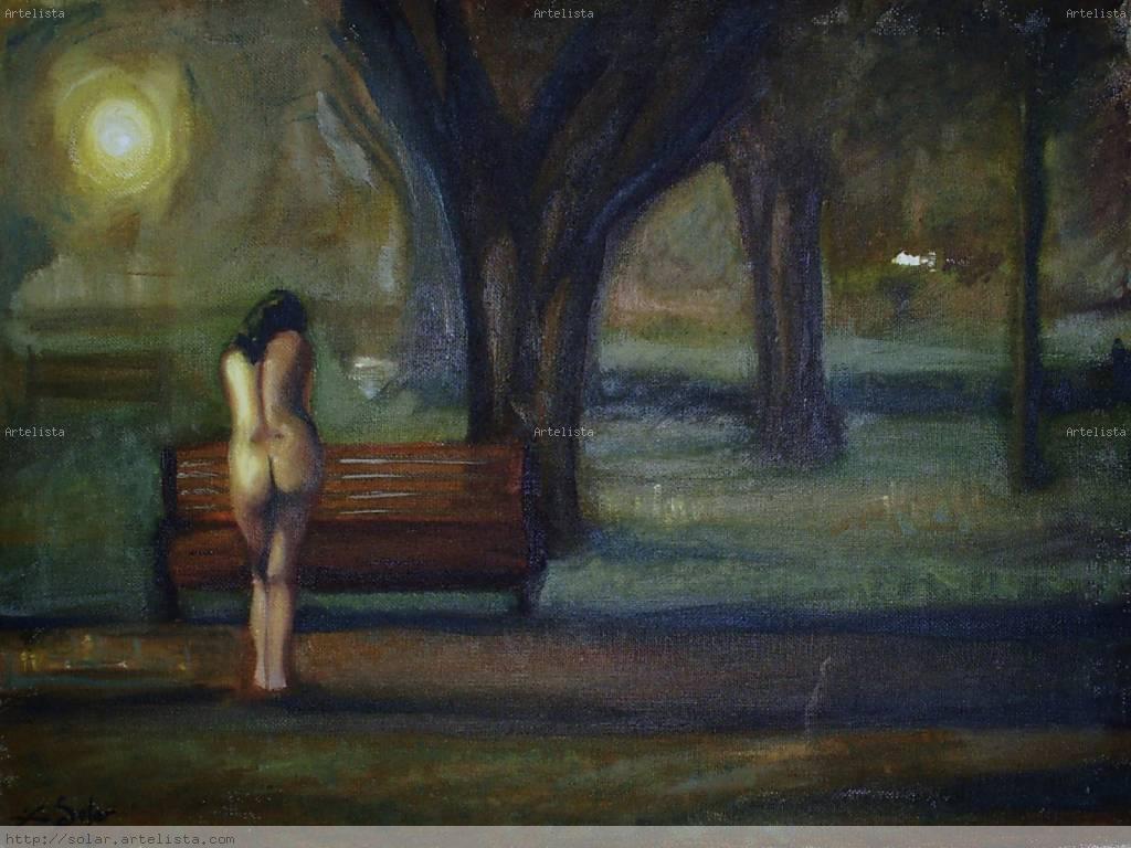 El parque desnudo