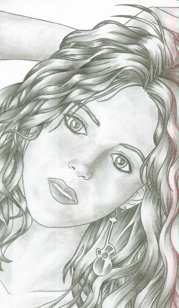 Shakira Fernando Gutierrez - Artelista.com