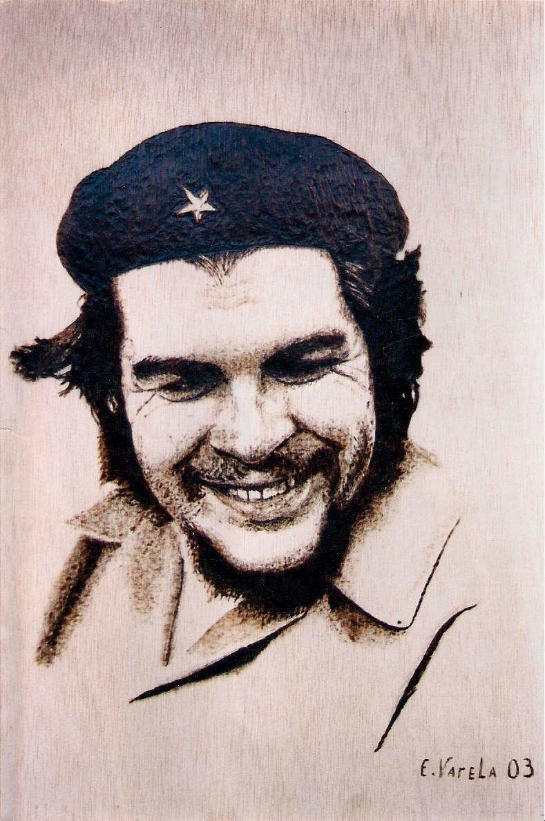 Che Guevara Eric Varela Artelistacom