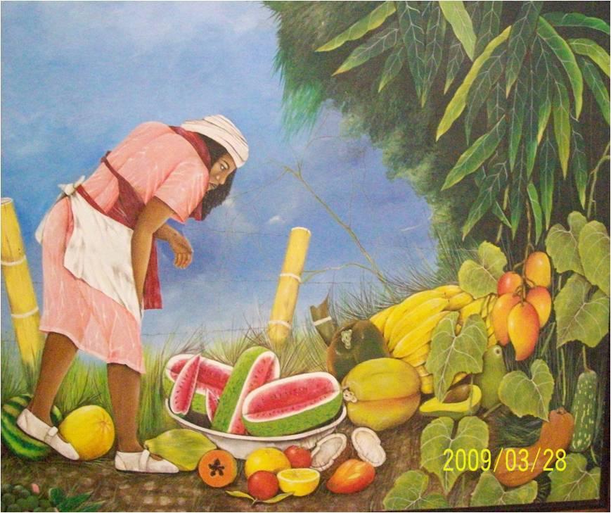 la recolectora de frutas rodolfo javier pineda herrera