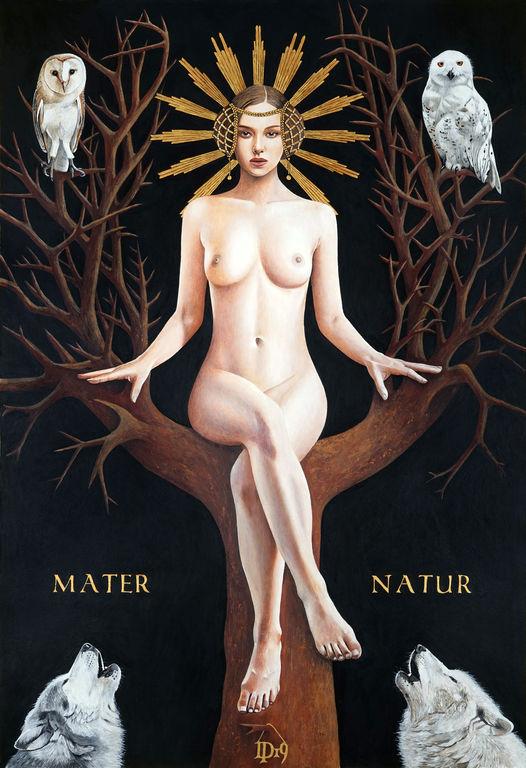 Nude natur Outdoor Nudity