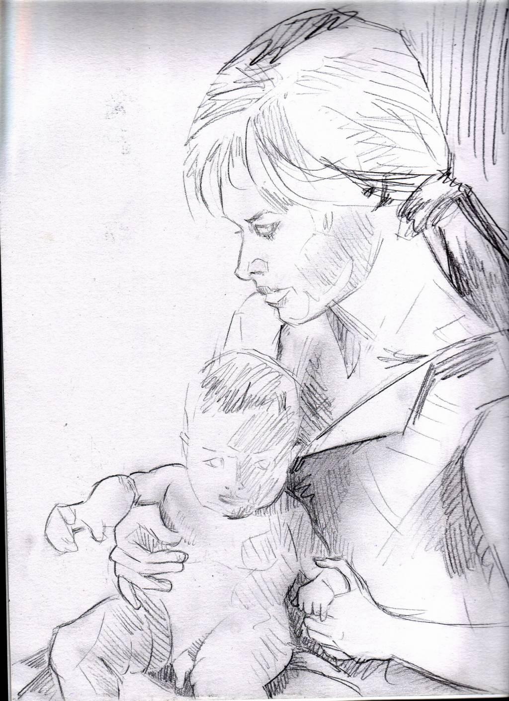 Una Madre