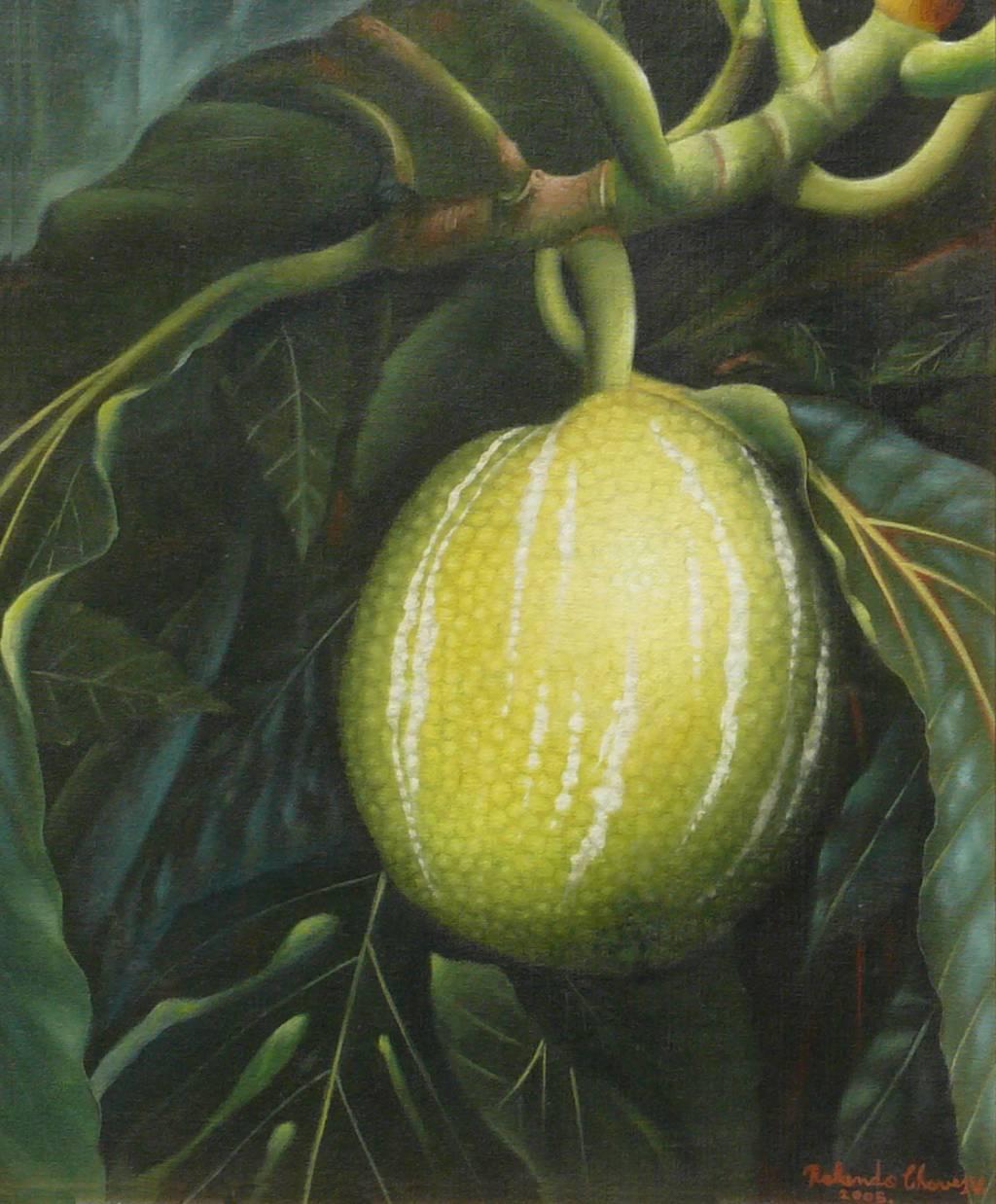 Fruta De Pan Origen
