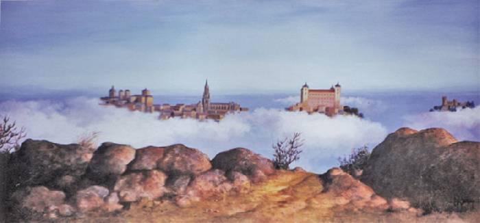 Resultado de imagen de día de niebla en toledo