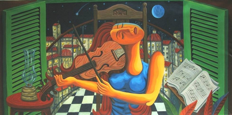 Resultado de imagem para pintores cubanos