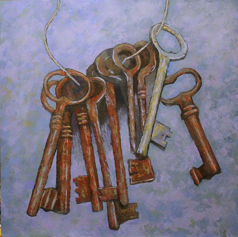 las llaves del cielo
