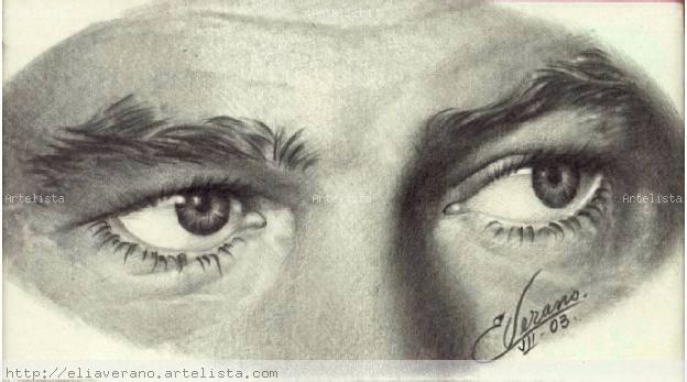 Ojos Gary Cooper Elia Verano Artelistacom