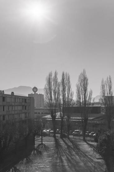 Desde mi ventana - Últimas tomadas en el 2014: 14-12.019 Blanco y Negro (Digital) Otras temáticas