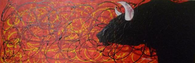 Bull Otros Óleo Otros