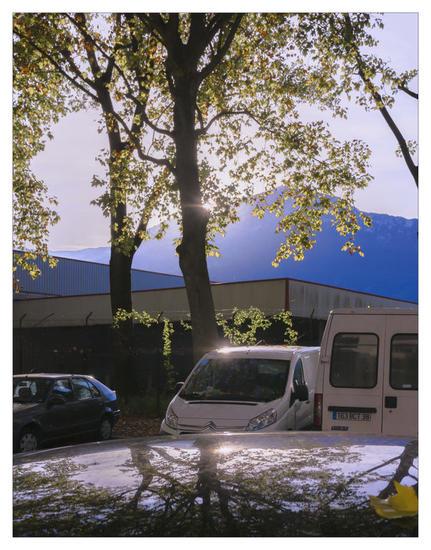 Sueño de una tarde de otoño: guiño de ojo - 14-10.008 Color (Digital) Otras temáticas
