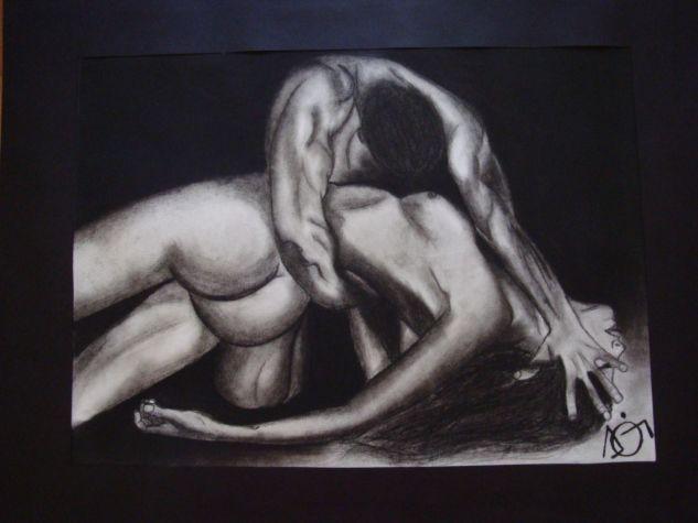 Amor prohibido Otros Desnudos Grafito
