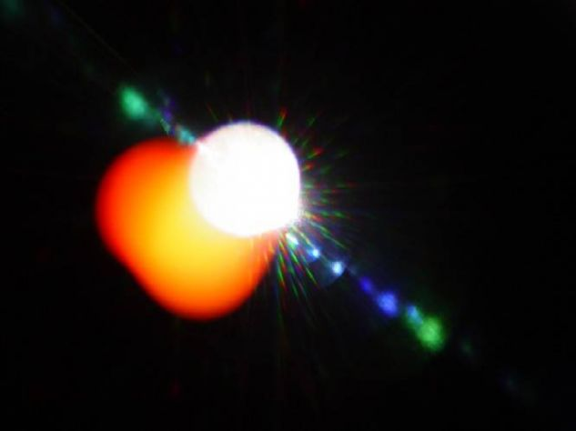 Atravesado por la luz Otras temáticas Color (Digital)