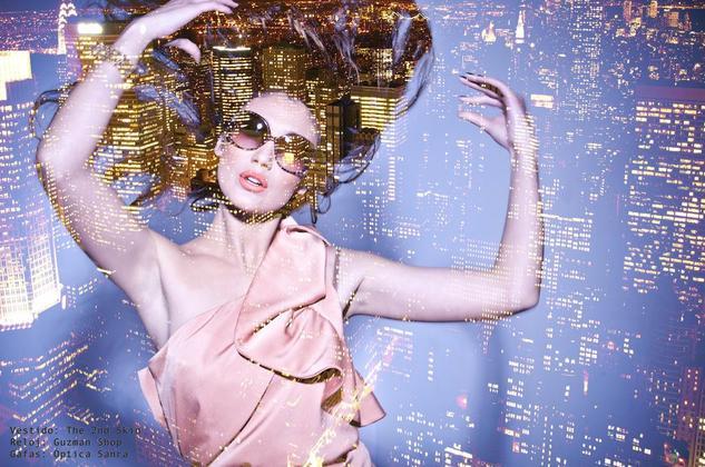 In New York Publicidad y moda Color (Digital)