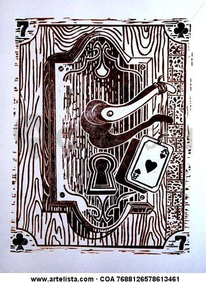 Oráculo Linograbado