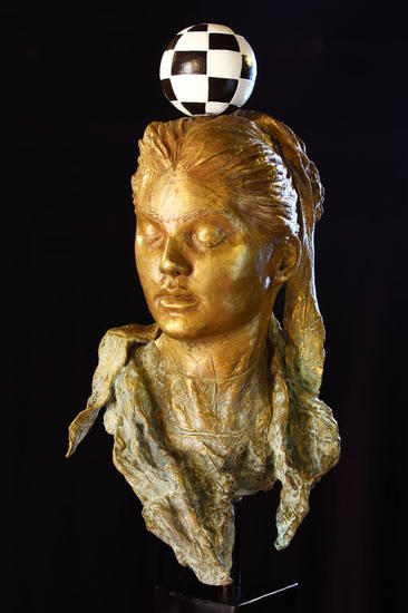 EQUILIBRIUM Bronce Figurativa