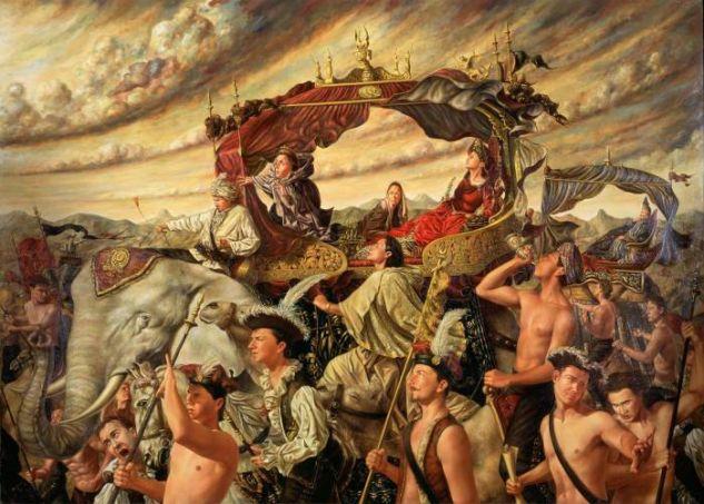 La Caravana de la Reina