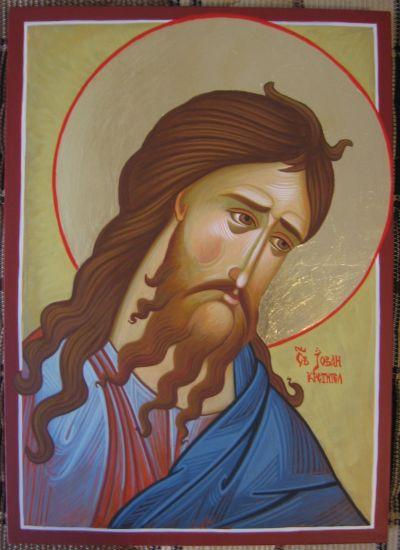 icon-St.John the baptist