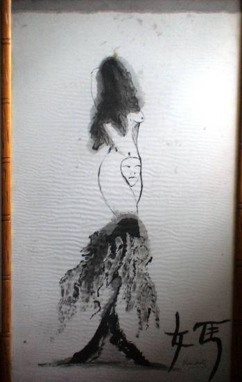 Madre Cristal Tinta