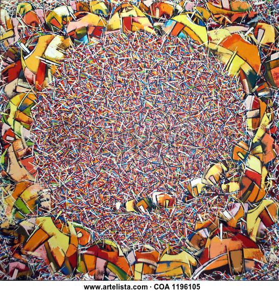 'Migration of the Sun'  Otros Óleo Lienzo