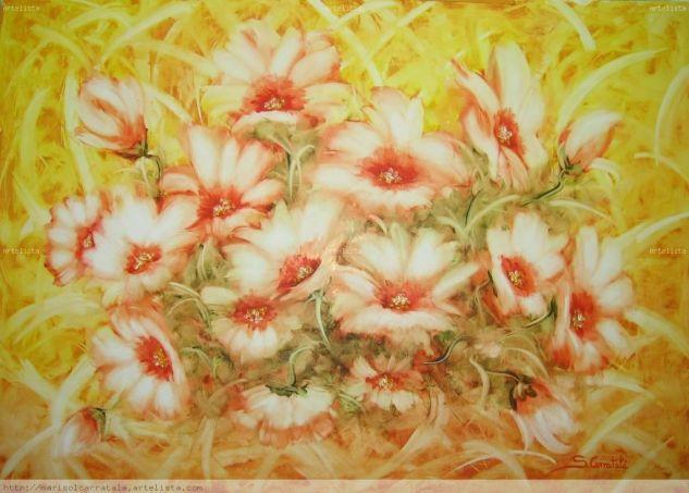 Metamorfosis Floral Cartulina Media Mixta