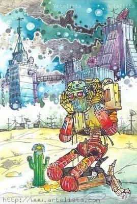El llanto del robot