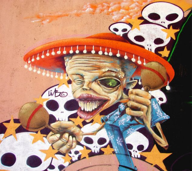 mariachi zombi