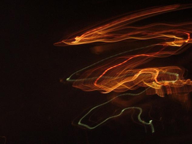 Jugando con luces II Color (Digital) Conceptual/Abstracto