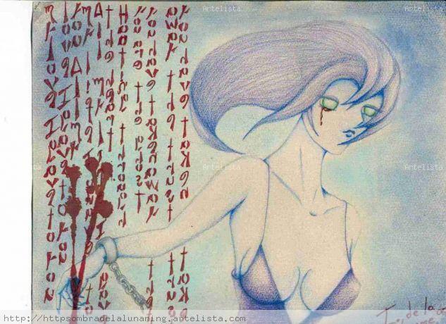 RESTLESS Lápiz (a color) Papel Otros