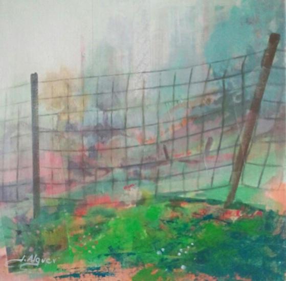 Urbana Rustica XXXV - Niebla en el monte aleman
