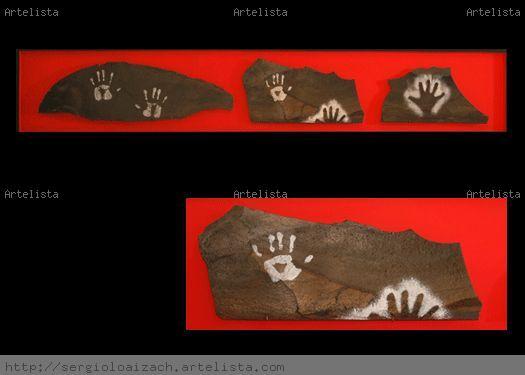 Transmutación Piedra Abstracta