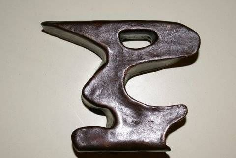 sin titulo 3 Abstract Bronze