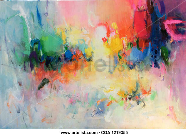 Feeling 829 Others Oil Canvas