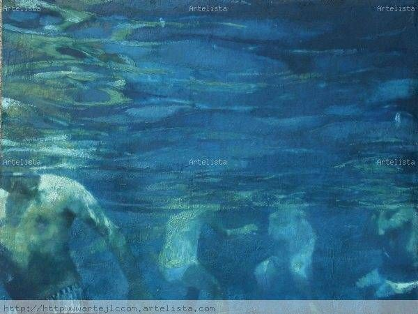 Tres son multitud- subacuatica