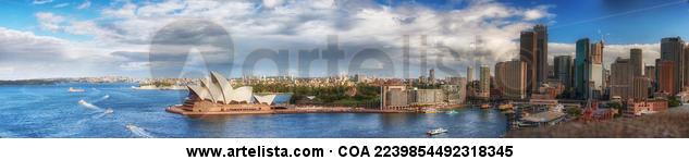 Australia Architecture and Interiorism Color (Digital)