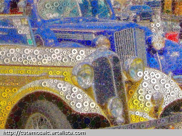 cars Viajes Color (Digital)