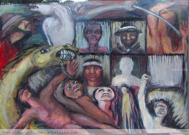 Una Revolución Inconclusa (2010) Industrial Tabla Paisaje