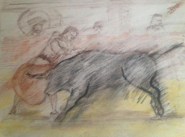 de toros y toreros/suerte de matar 2013