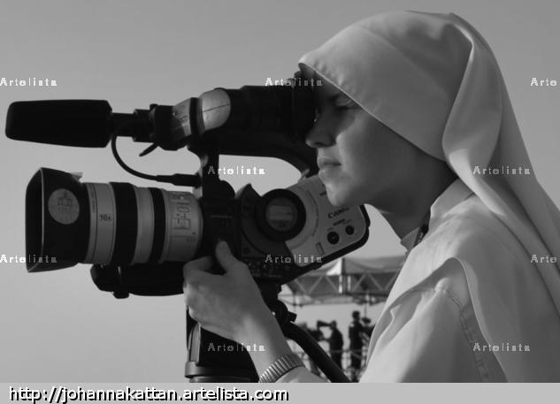 Informando al mundo católico Fotoperiodismo y documental Blanco y Negro (Digital)