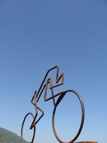 ciclismo Metal Figurativa